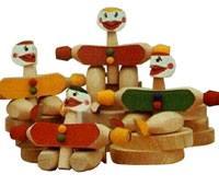 handcrafted_designer_wooden_toys_2404_clown_handmade_wooden_toys